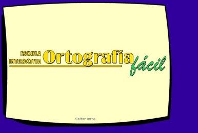 ortograf�a