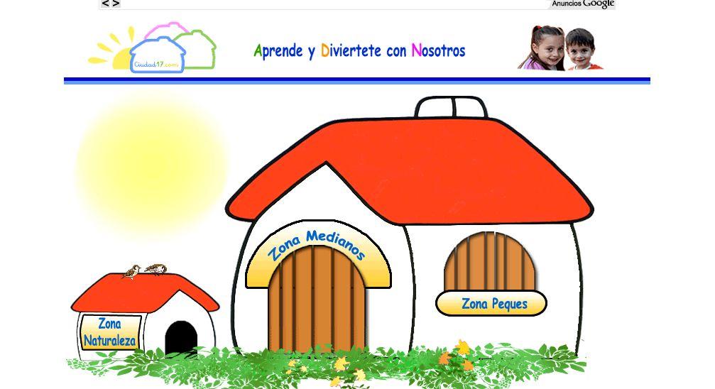 Fichas De Infantil Para Imprimir